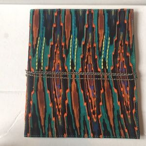 Anthropologie notebook/journal
